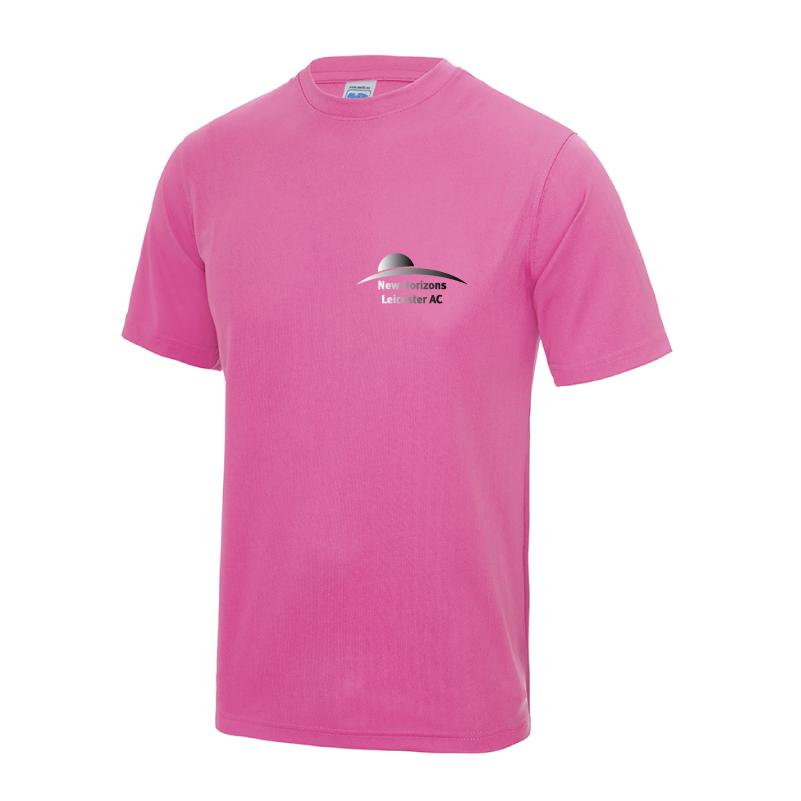 New Horizons Hi-Viz T-Shirt
