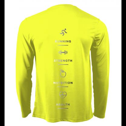 MH Health & Fitness Long Sleeve T-Shirt