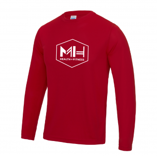 MH Health & Fitness Long Sleeve T-Shirt