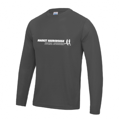 Market Harborough Social Runners Long Sleeve T-Shirt