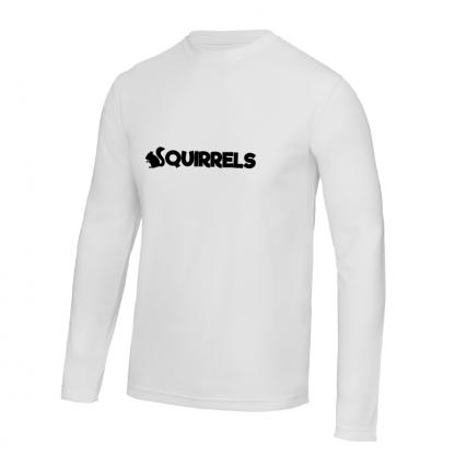 Squirrels Long Sleeve T-Shirt