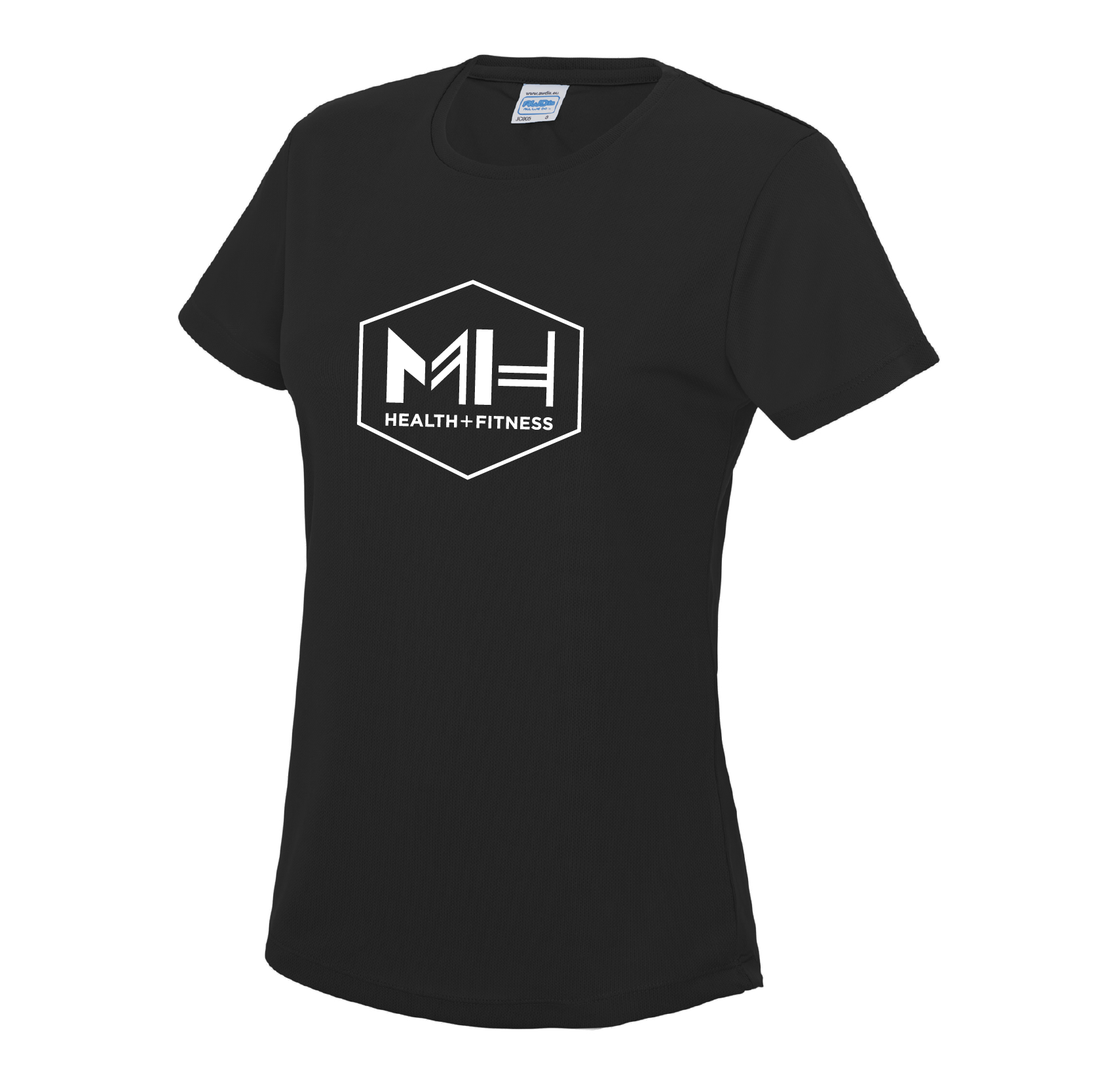 MH Health & Fitness Ladies Fit T-Shirt