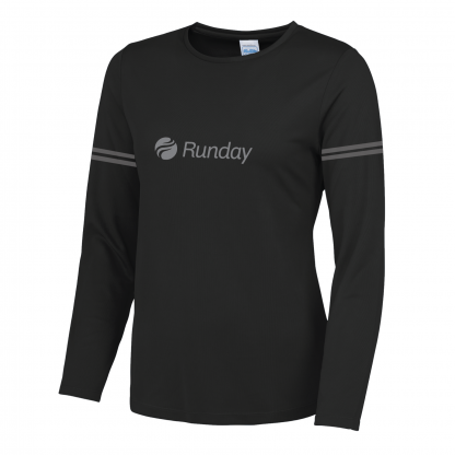 Runday Ladies Fit Long Sleeve T-Shirt