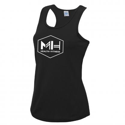 MH Health & Fitness Ladies Fit Vest