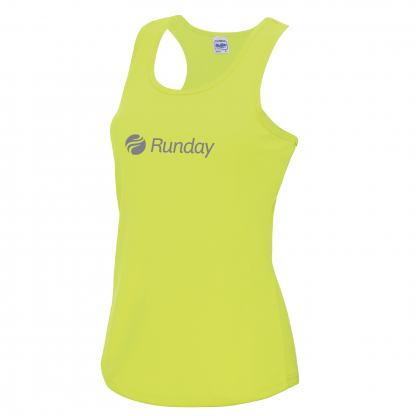 Runday Ladies Fit Vest