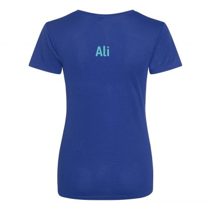 Stoke Golding Runners Club Ladies Fit T-Shirt