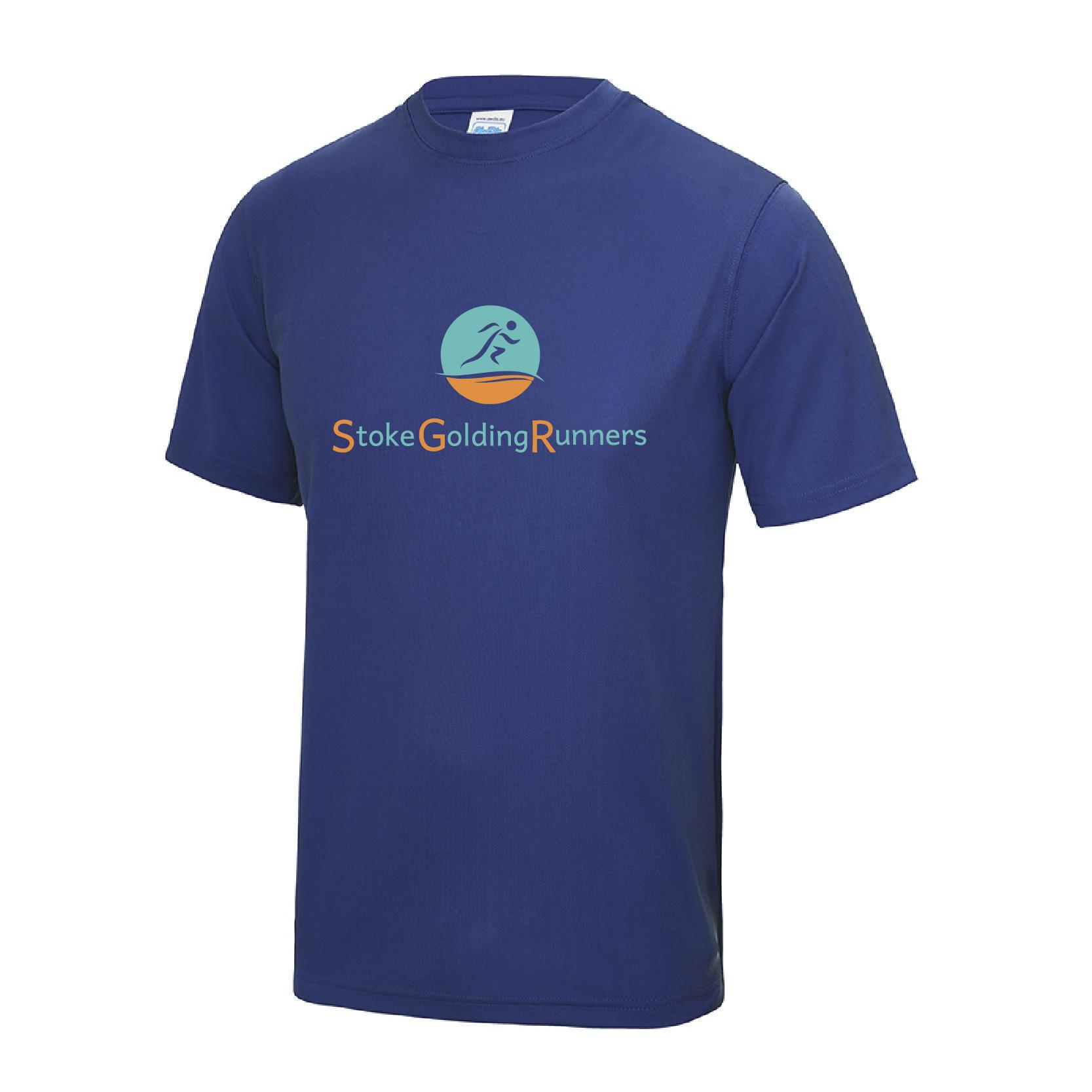 Stoke Golding Runners Club T-Shirt