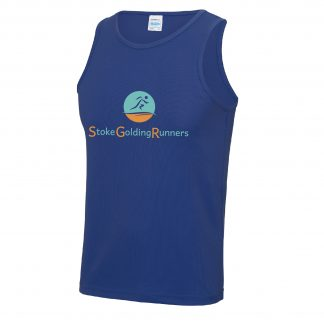 Stoke Golding Runners Club Vest