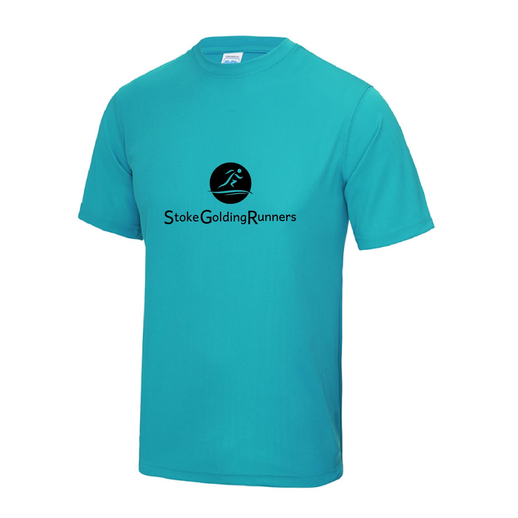 Stoke Golding Runners Training T-Shirt