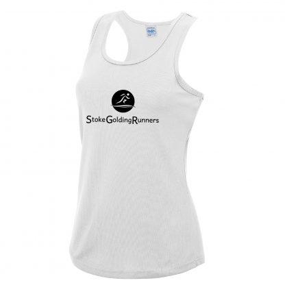 Stoke Golding Runners Training Ladies Fit Vest