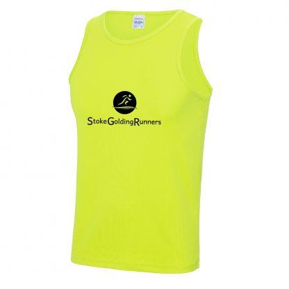 Stoke Golding Runners Training Vest