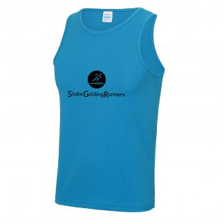 Stoke Golding Runners Training Vest